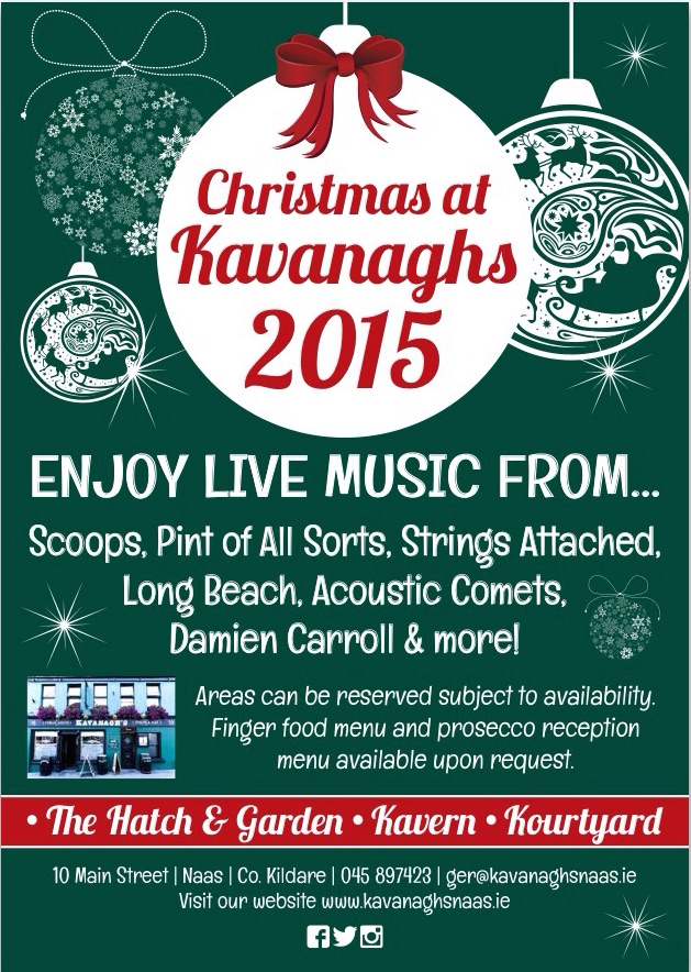 Christmas at Kavanaghs